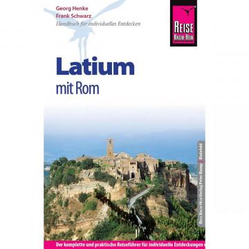Reise Know-How Latium mit Rom