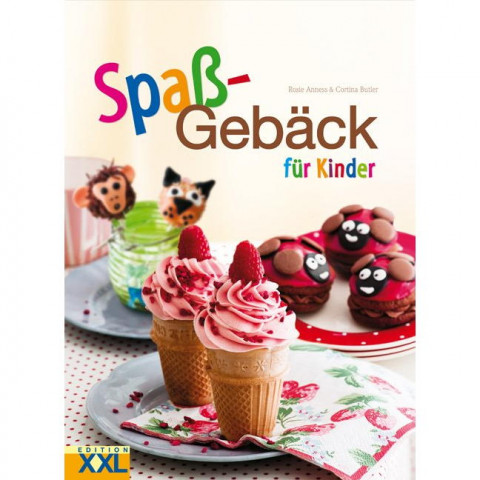 Spaßgebäck für Kinder