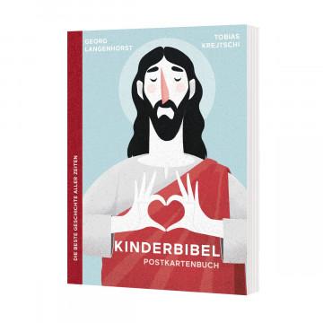 Kinderbibel Postkartenbuch