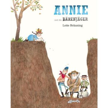 ANNIE und die Bärenjäger