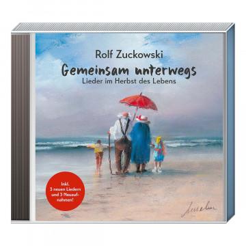 CD »Rolf Zuckowski - Gemeinsam unterwegs«