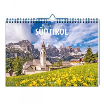 Wandkalender »Faszination Südtirol 2021«