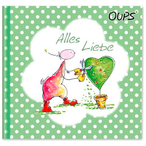 Geschenkbuch »Alles Liebe«
