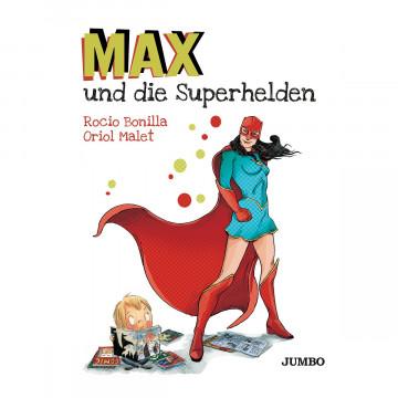 Max und die Superhelden