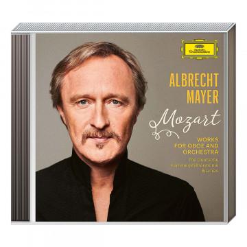 CD »Mozart Werke für Oboe und Orchester«
