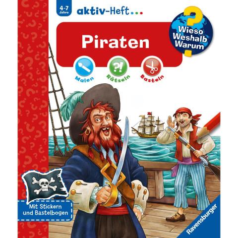 Piraten WWW aktiv-Heft