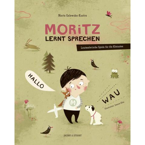 Moritz lernt sprechen