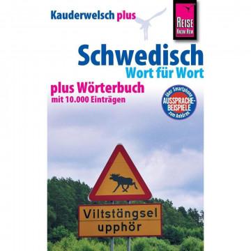 Reise Know-How Sprachführer Schwedisch - Wort für Wort plus Wörterbuch