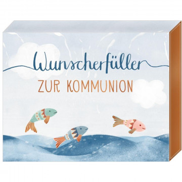 Der kleine Wunscherfüller - Wunscherfüller zur Kommunion