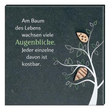 Schieferrelief »Baum des Lebens«