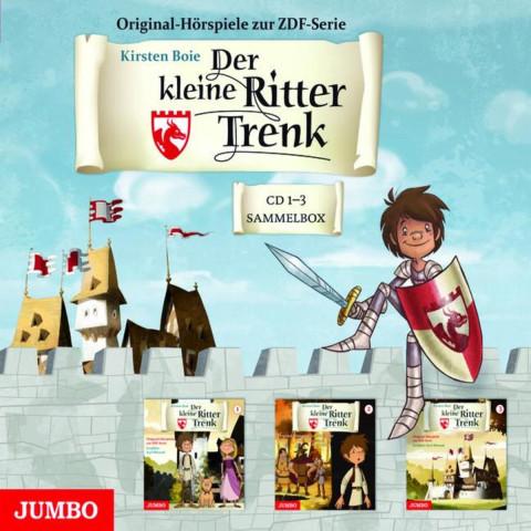 Der kleine Ritter Trenk 1-3. Die Box