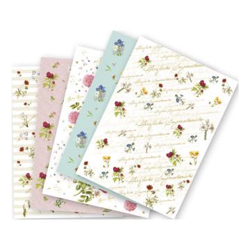 Geschenkpapier »Merian«