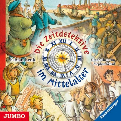 Die Zeitdetektive im Mittelalter: Drei Krimis