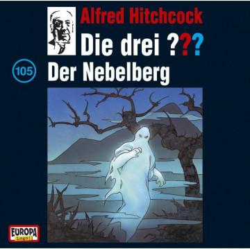 Die drei ??? 105. Der Nebelberg (drei Fragezeichen) CD