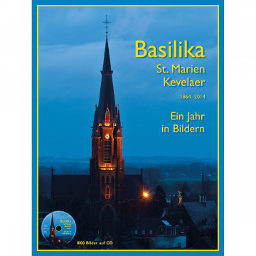 Basilika St. Marien Kevelaer (1 Stück)
