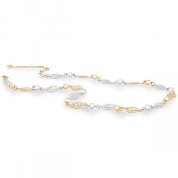 Halskette »Leaves«