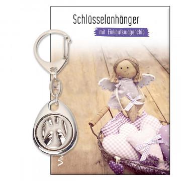 Schlüsselanhänger »Ein Engel an deiner Seite«