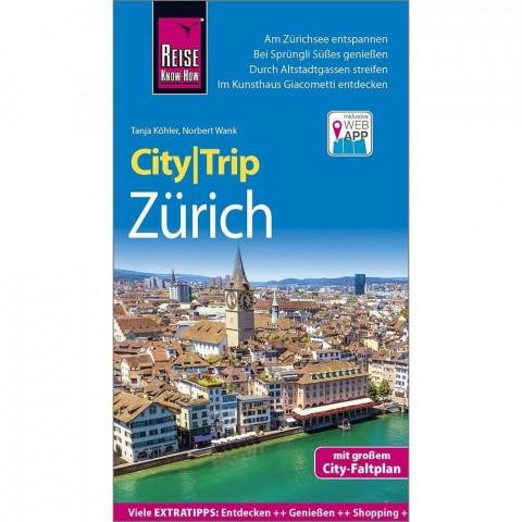 Reise Know-How CityTrip Zürich