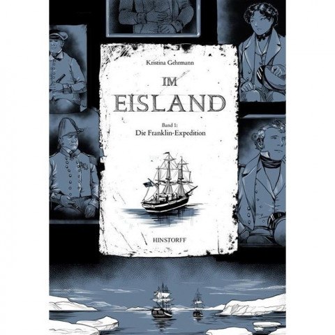 Im Eisland 01: Die Franklin-Expedition