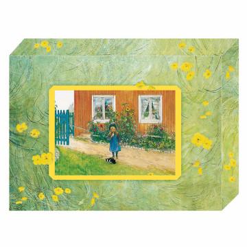 16er-Set Grußkarten: Carl Larsson »Sommer«