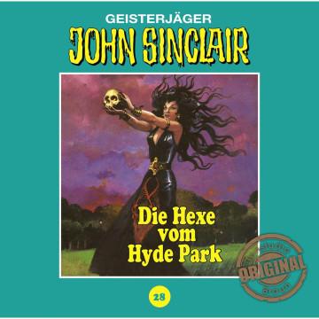 Die Hexe vom Hyde Park