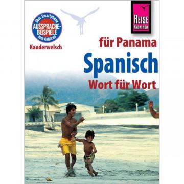 Reise Know-How Sprachführer Spanisch für Panama - Wort für Wort