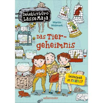 Detektivbüro LasseMaja 04. Das Tiergeheimnis