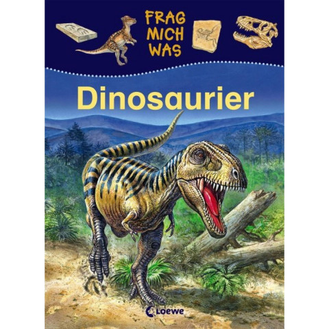 Frag mich was. Dinosaurier