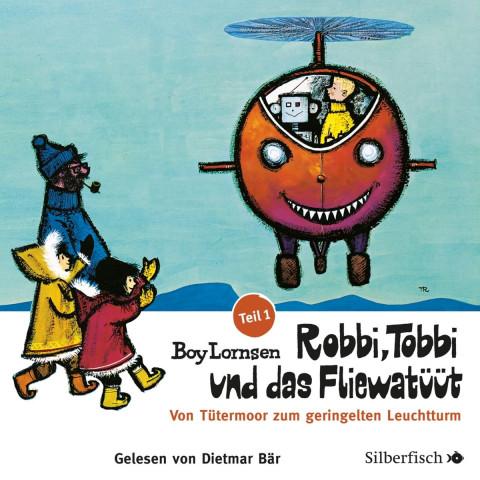 Robbi, Tobbi und das Fliewatüüt 01: Von Tütermoor zum geringelten Leuchtturm