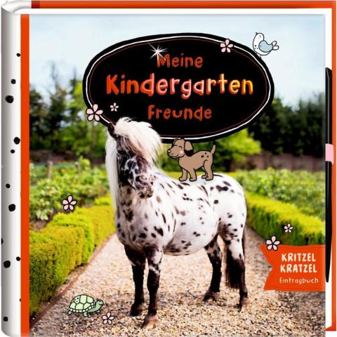 Freundebuch - Pony Dotti - Meine Kindergartenfreunde