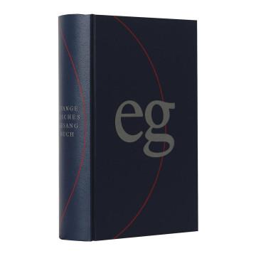 Evangelisches Gesangbuch (EG 11) - Normalausgabe Kunstleder blau