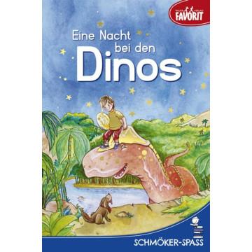 Eine Nacht bei den Dinos