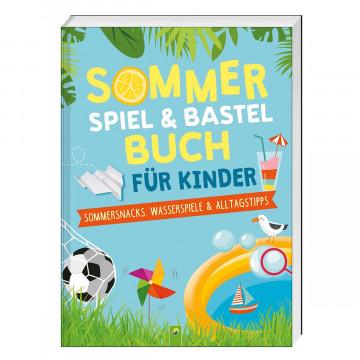 Sommerspiel & Bastelbuch für Kinder
