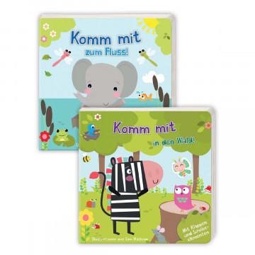 2er-Set Kinderbücher »Komm mit«