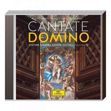 CD »Cantate Domino«