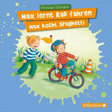 Mein Freund Max 7: Max lernt Rad fahren/Max kocht Spaghetti