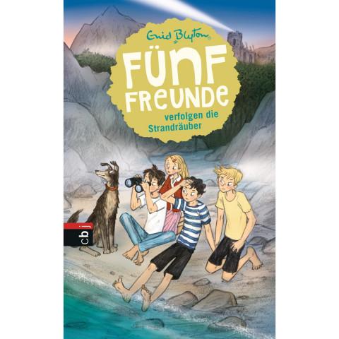 Fünf Freunde verfolgen die Strandräuber