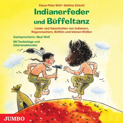 Indianerfeder und Büffeltanz. CD