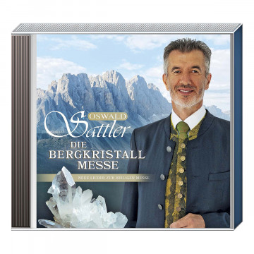 CD »Die Bergkristall Messe«