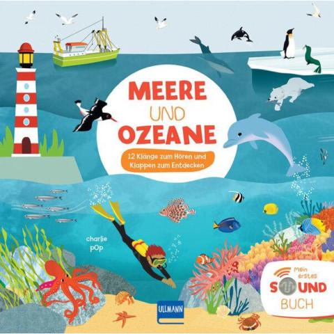 Meere und Ozeane (Soundbuch) 12 Klänge zum Hören und Klappen zum Entdecken