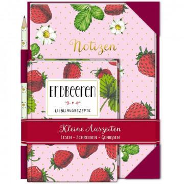 Kleine Auszeiten: Erdbeeren