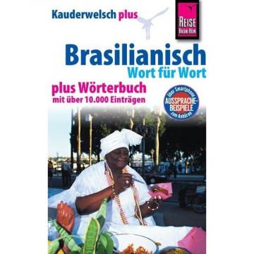 Reise Know-How Sprachführer Brasilianisch - Wort für Wort plus Wörterbuch