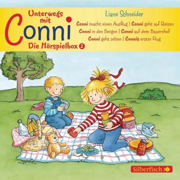 Unterwegs mit Conni - Die Hörspielbox