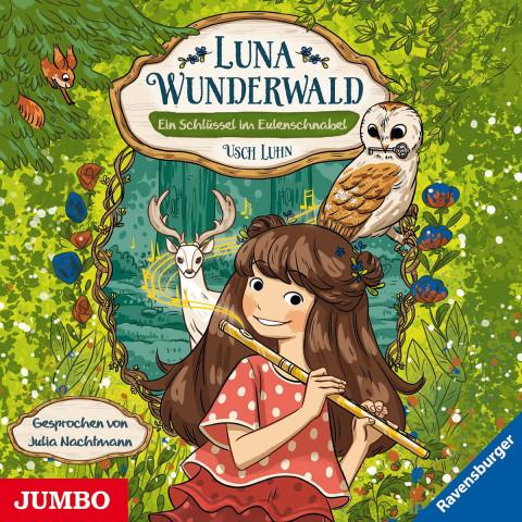 Luna Wunderwald. Ein Schlüssel im Eulenschnabel