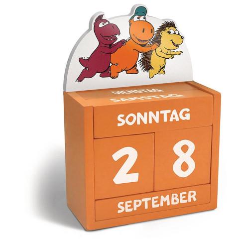 Der kleine Drache Kokosnuss - Dauerkalender
