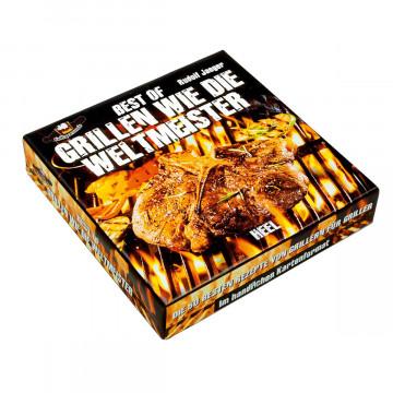 Weltmeister-Box »Grillrezepte«