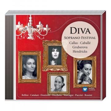 CD Diva Soprano Festival