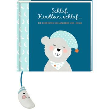 Geschenkbuch »Schlaf, Kindlein, schlaf ...«