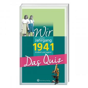 Wir vom Jahrgang 1941 - Das Quiz