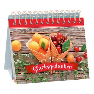 Postkartenbuch »26 Glücksgedanken«